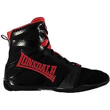 Lonsdale Hombre Ghostspeed Hombre Boxing Botas Zapatos Deporte Entrenar