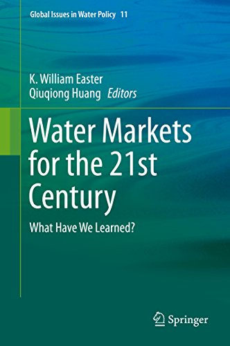 Water Markets for the 21st Century: What Have We Learned? (Global Issues in Water Policy Book 11) (English Edition)