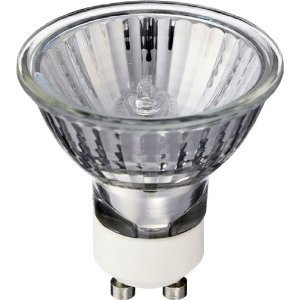 (12 Pack) GU10 Sockel 50 Watt MR16 EXN Halogen 50 W FLOOD Leuchtmittel - Mr16 120v Track