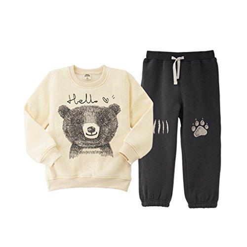 Vine-Vestiti-Casuali-dei-Bambini-Abbigliamento-Prima-Infanzia-Vello-Felpe-per-Bambini-Manica-Lunga-Tops-Pantaloni