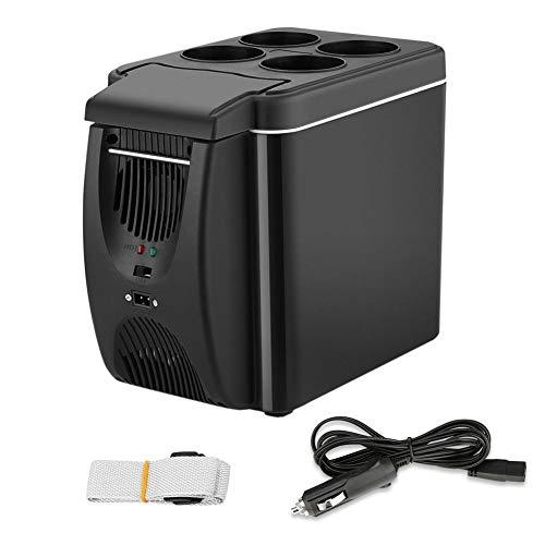 Refrigerador para Autos de 12 voltios, Calentador del congelador, refrigerador y Calentador...