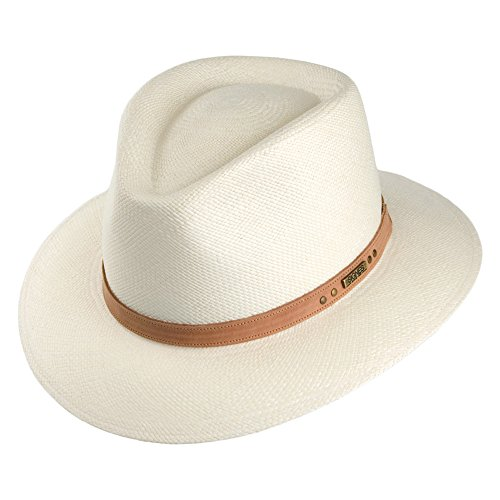 Village Hats Chapeau Fedora Safari Panama Cordoba Naturel Signes