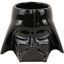 Star Wars - Taza con diseño 3D de Darth Vader