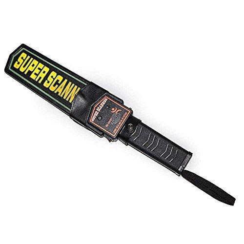 DAXGD sicurezza palmare Metal Detector allarme e vibrazione, Cercatore metallico portatile