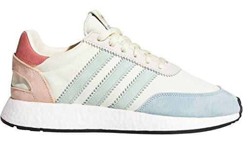 adidas Herren I-5923 Pride Gymnastikschuhe, Weiß (Cream White/FTWR White/Core Black), 48 EU (Boost-sneaker)