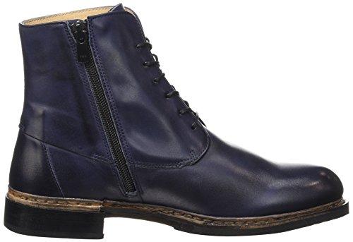 Neosens 896 Hondarribi, Damen Chukka Boots Blau - Blau (Midnight)