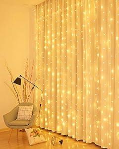 Litogo Cortina Luces LED, 3m