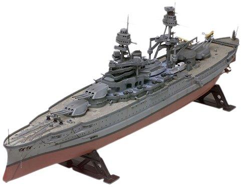 Revell-El Acorazado USS Arizona, Escala 1:426 Kit de Modelos de plástico, (10302)