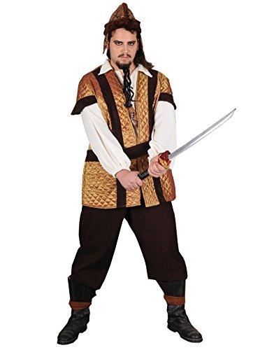Imagen de disfraz samurai toyotomi