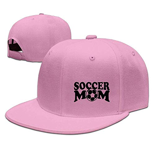 Zhgrong Caps Anginry Adult Unisex Soccer Mom 100% Nylon Mesh Kappen One Size Fits Most Dancing Mesh Cap Adjustable Trucker Cap