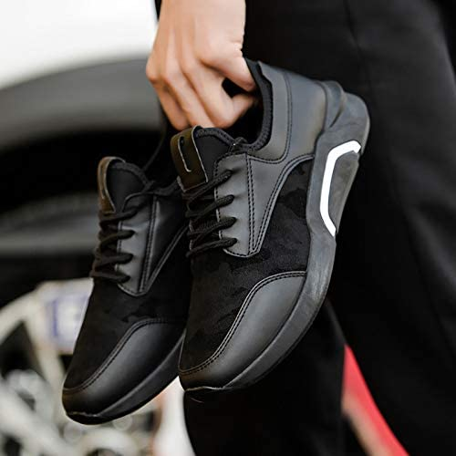 NANXIEHO Fashion Trend Leisure Sport Run Uomo Scarpe da uomo uomo uomo Scarpe da uomo resistenti all'usura B07GT3S3VS Parent | Clienti In Primo Luogo