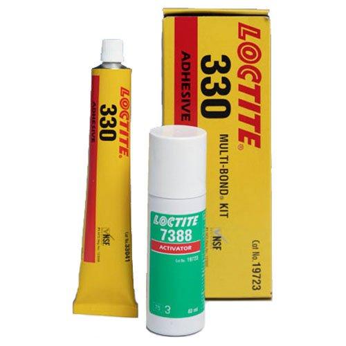 Preisvergleich Produktbild Loctite 330 Glue & Activator Multibond Kit 50ml / 40ml