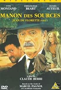 Manon of the Spring (Manon Des Sources) [DVD]