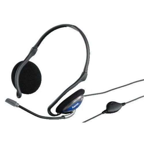 Hama Multimedia Behind Neck Headset CS-498, Stereo, faltbar Multimedia-stereo-headset