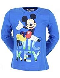 Mickey Mouse - Camiseta de Manga Larga - para niño