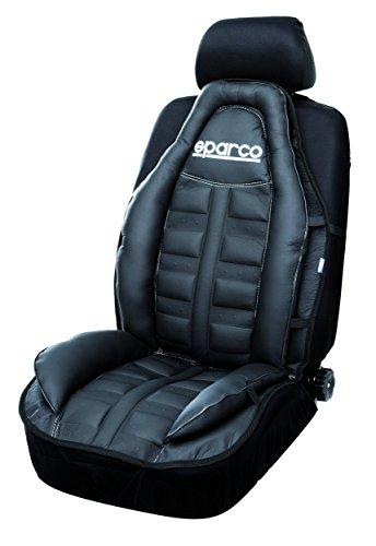 Sparco corsa opc09090002 schienale ergonomico racing, nero/grigio
