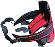 Cutieco Baby Carrier Shoulder Belt Sling Backpack Baby High Strength Carry Bag Cushioned Baby Carrier - Red