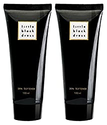 Avon New York Little Black Dress Skin Softener (Pack of 2)