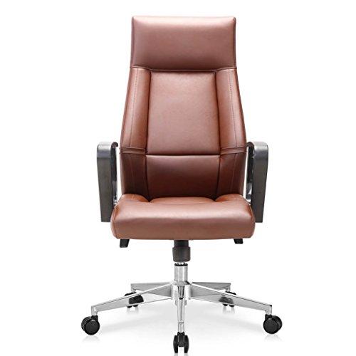 Loywe Bürostuhl Chefsessel Schreibtischstuhl Drehstuhl Design Kunstleder Stuhl Neu, JLB014-B