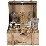Santamanía Cofre Roble Ginebra Reserva Gin y Tonic - 6500 gr