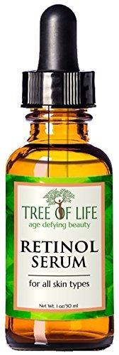 Best Retinol Serum 2.5% - 72% ORGANIC - Retinol Moisturizer Anti Wrinkle Anti Aging Serum -USA-