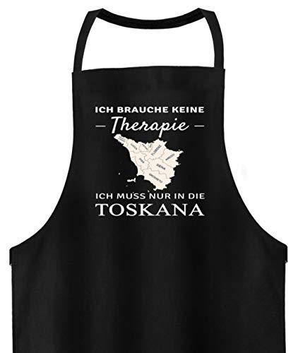 Toskana Schiefer (Nukular Toskana Therapie - Hochwertige Grillschürze)