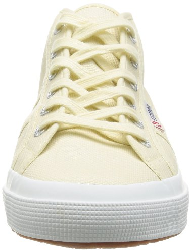 Superga Unisex-Erwachsene 2754 Cotu High-Top Weiß (ivory)