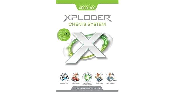Xploder Cheats System (Xbox 360): Amazon co uk: PC & Video Games