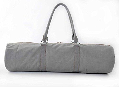 Yogabag Damayanti Grau Rückseite