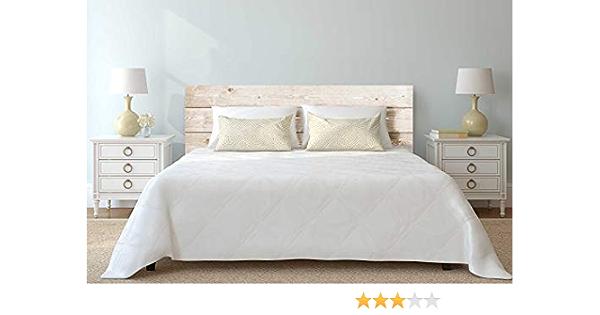 design astratto organico economica tonalit/à pastello Megadecor Testiera per letto in PVC decorativa