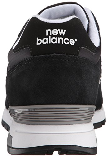 New Balance WL565V1, Baskets Basses Homme Noir (Black)