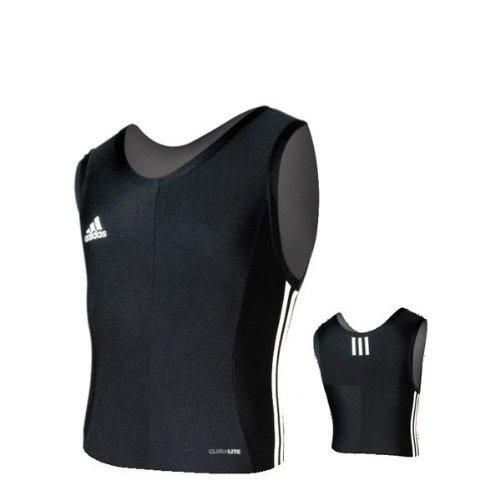 Débardeur Boxe française Adidas Noir
