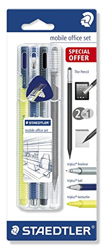 Staedtler 60 SB4 P Digital Mobile Office Set