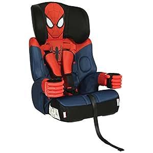 Kids Embrace Group 123 Car Seat Marvel Ultimate Spider-Man
