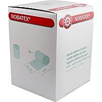600 Stück ( 12 x 50 ) Nobatex Mullbinden elastische Fixierbinden von Nobamed (10 cm x 4 m) preisvergleich bei billige-tabletten.eu