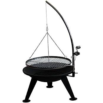 Landmann Tripod Charcoal Barbecue: Amazon.co.uk: Garden