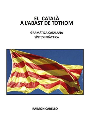 Com a professor de llengua castellana i amb el certificat de capacitació en llengua catalana, m'he adonat que calia una síntesi pràctica de la gramàtica catalana, que d'una manera senzilla i clara ajudés als estudiants, joves i adults a resoldre les ...
