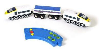 Small Foot Company 5804 - Tren eléctrico con mando a distancia por Small Foot Company