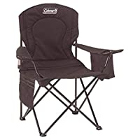 Coleman Quad Chair - Black