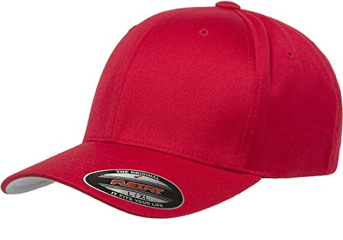 Flex fit Men's Athletic Baseball Fitted Cap Hat