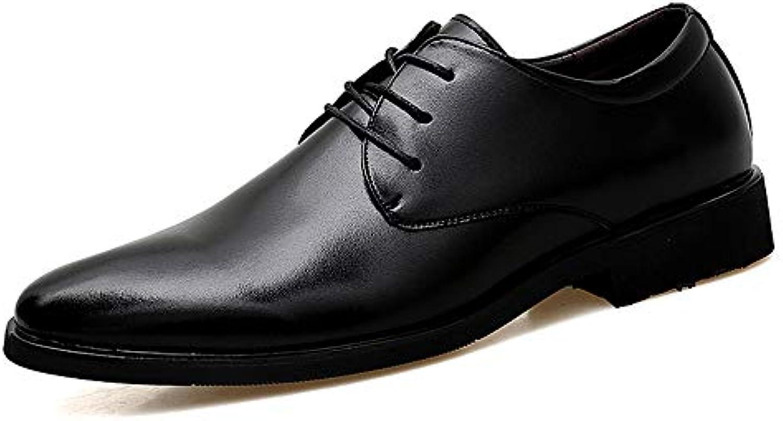 sunny & bébé une affaire oxford d'hommes oxford affaire occasionnel - mous classique de chaussures résistant à l'abrasion et dentelle faible sommet formel 208ac8