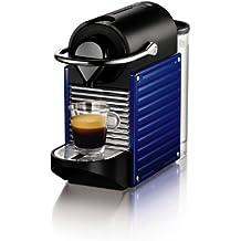 Nespresso Pixie Indigo (blue) XN3009 Krups - Cafetera monodosis 19 bares, apagado automático