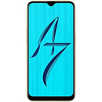 OPPO A7 (Glaring Gold, 3GB RAM, 64GB Storage)