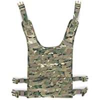 Chest Rig Back Panel WARRIOR Elite Ops -Farbe: Multicam