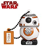 Chiavetta USB 32 GB BB8 TLJ - Memoria Flash Drive 2.0 Originale Star Wars, Tribe FD030708