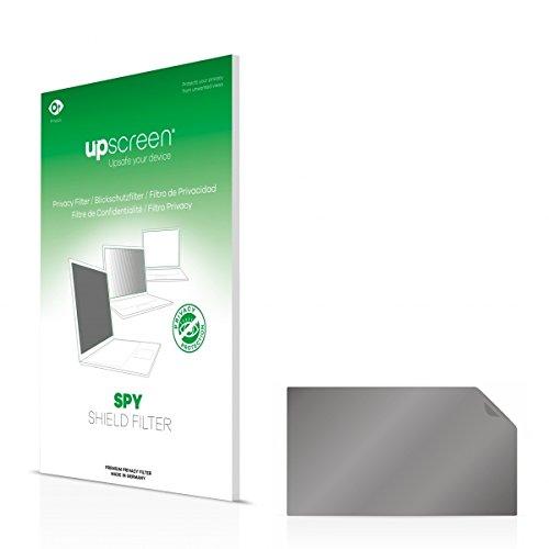 upscreen Spy Shield Filter Blickschutzfilter / Privacy für MSI GS40 Phantom (Sichtschutz ab 30°, Kratzschutz, abnehmbar)