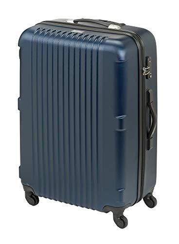 Princess Traveller Traveller San Francisco Scaler Collection Laptop Rollkoffer, 97 Liter, Navy Blue San Pan