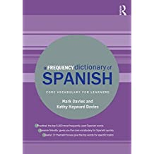 Frequency Dictionary of Spanish (Routledge Frequency Dictionaries)