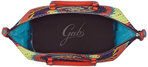GABS - G3, Borsa a mano Donna Mehrfarbig (Interccio)