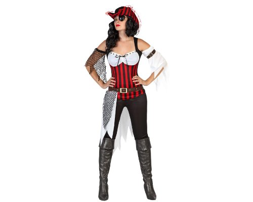 n Kostüm, Größe XS-S, schwarz/rot (Große Schaumstoff-hüte)